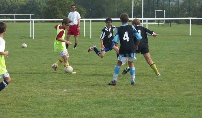 Stages de foot pour les jeunes