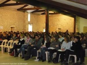 190 participants à une conférence