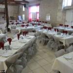 Présentation tables mariage