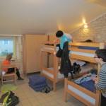 Dans les chambres