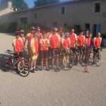 Séjour sportif pour les cyclistes !