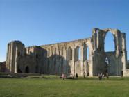 Maillezais, abbaye du marais