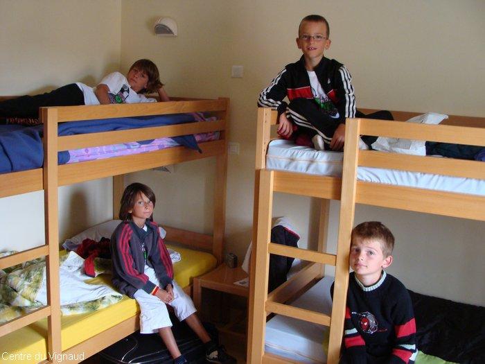 Chambre de 4